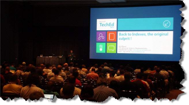 1_eDominer_CTO_speaks_at_TechEd_North America_2012_Orlando